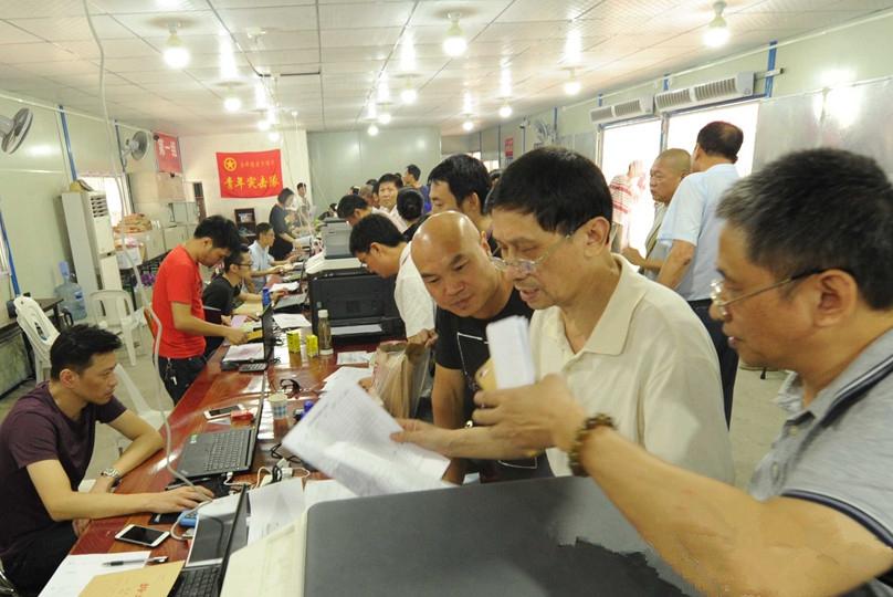 晋安区浦下旧改征收第二协商期结束 签约率已达96.3%
