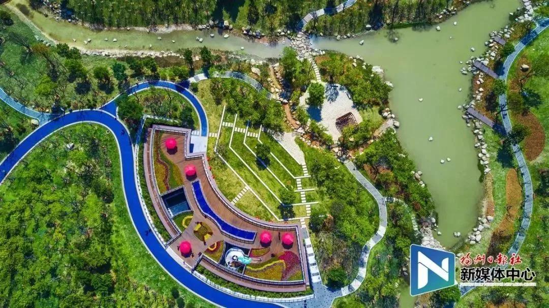 工作动态 晋安动态    森林公园的水杉红了   福州动物园,福建省最大