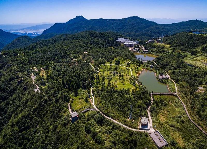 晋安区入选第一批国家森林康养基地