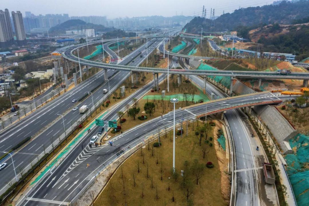 明起连续2天交通管制 晋安这个枢纽工程将迎重大进展
