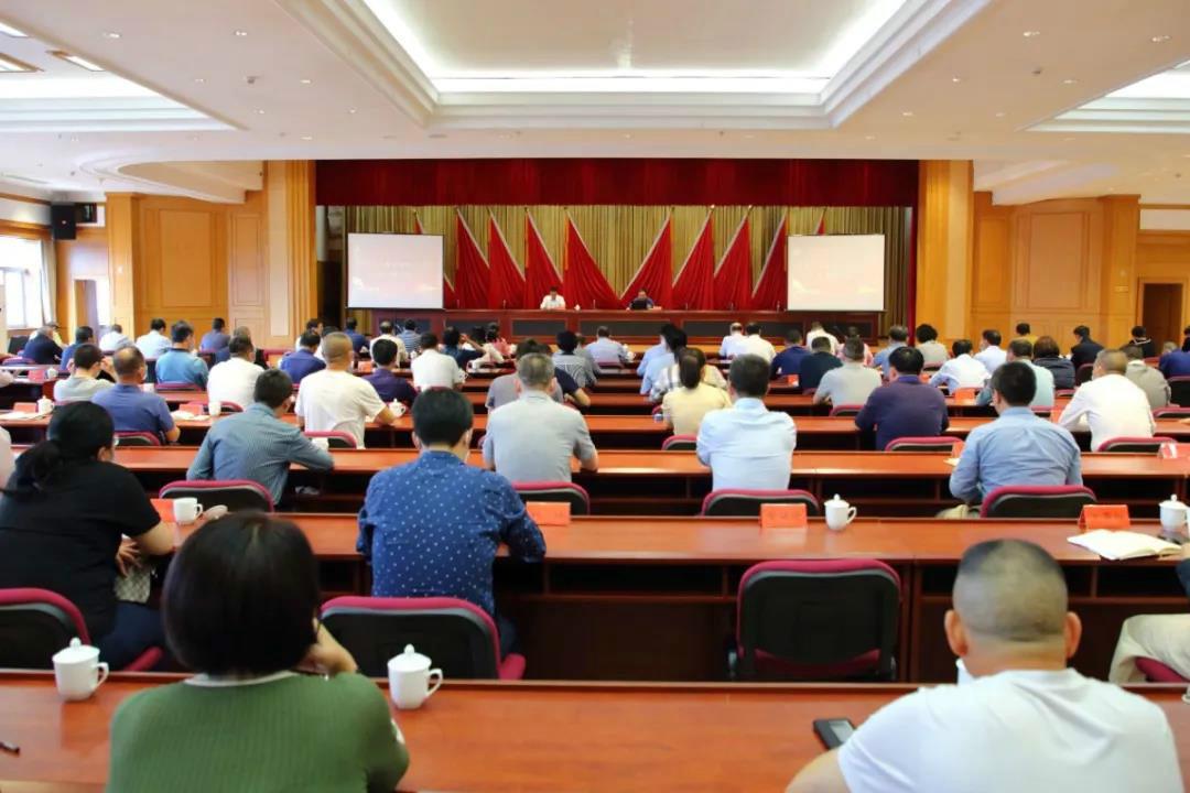 党史学习教育市委宣讲团晋安专场报告会举行